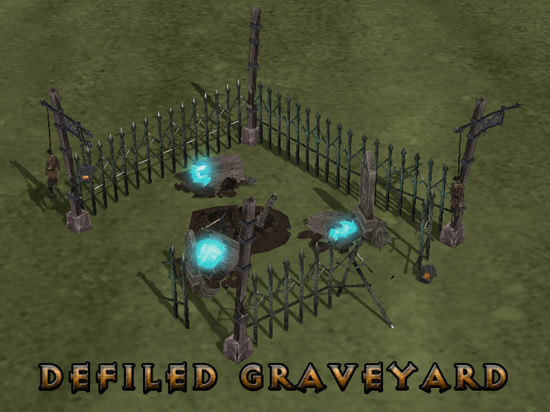 Defiled Graveyard