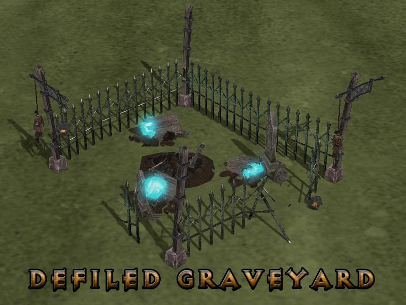 Defiled Graveyard