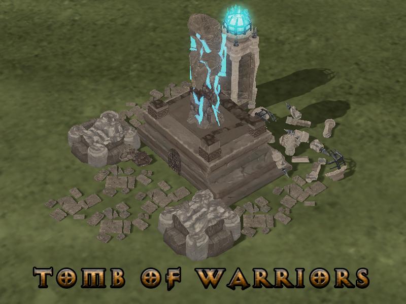 Tomb of Warriors