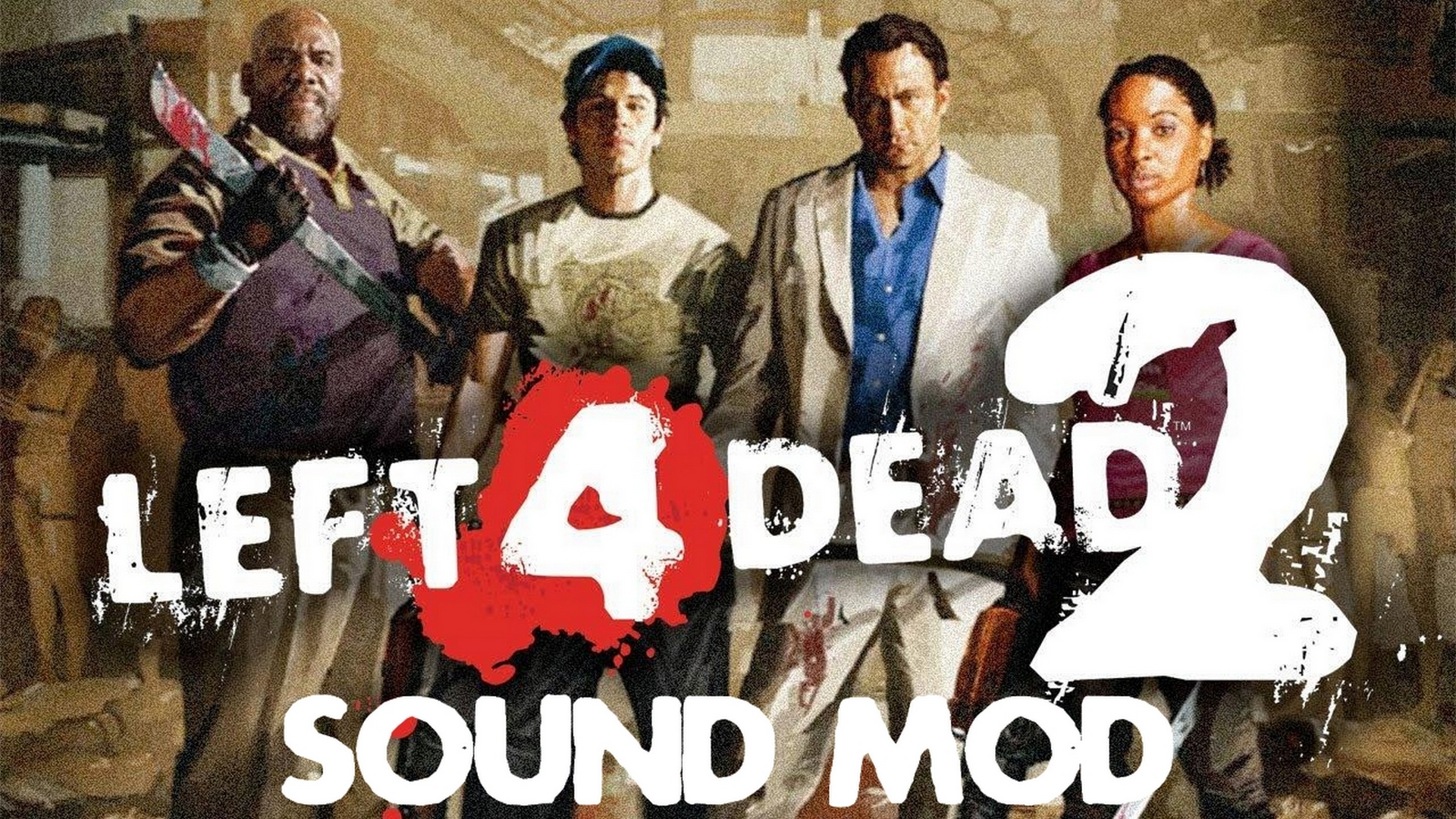 Preview Image - [Max Payne 2] Left 4 Dead 2 Weapon Sound Mod for Max