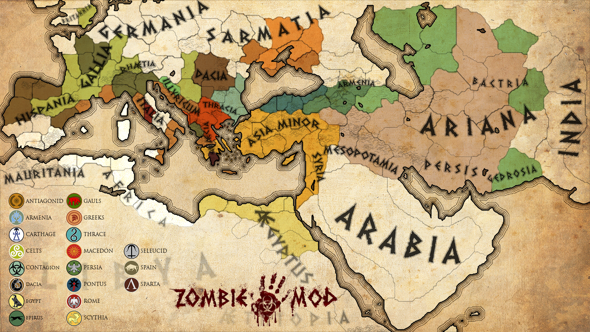 Rome total war zombie mod page 8 thread rome total war zombie mod publicscrutiny Image collections