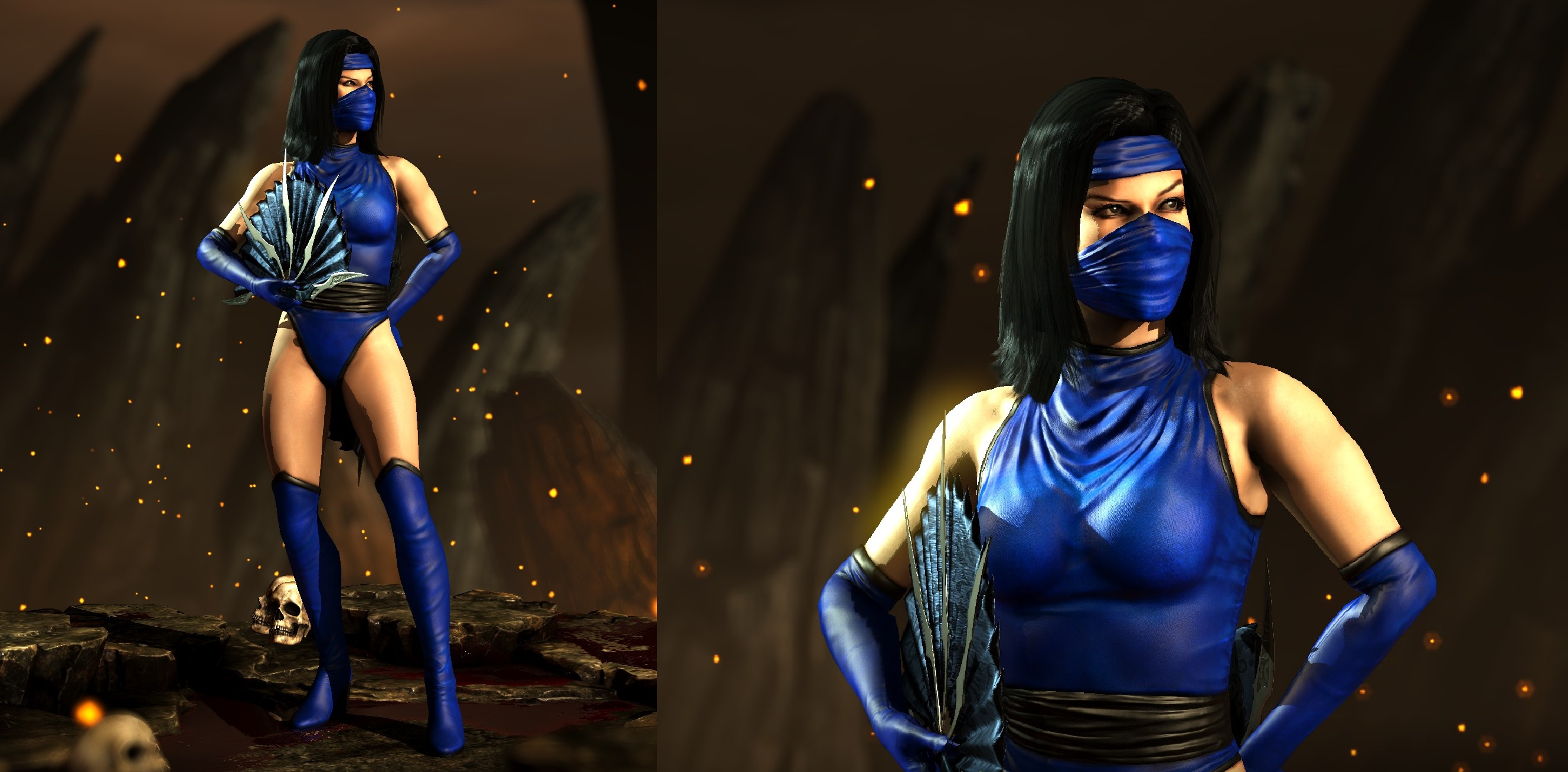 Kitana Mk2 edited kitana 6 image ...
