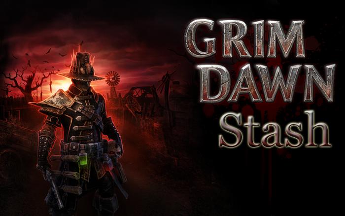 GD Stash mod for Grim Dawn - Mod DB