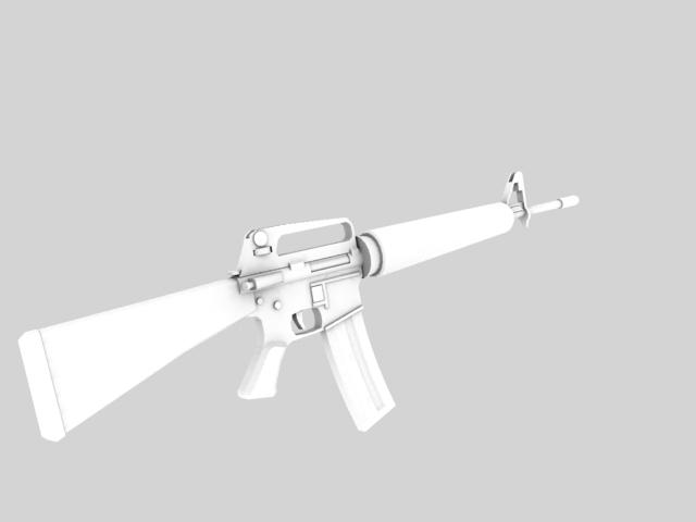 Colt M16a3 Image