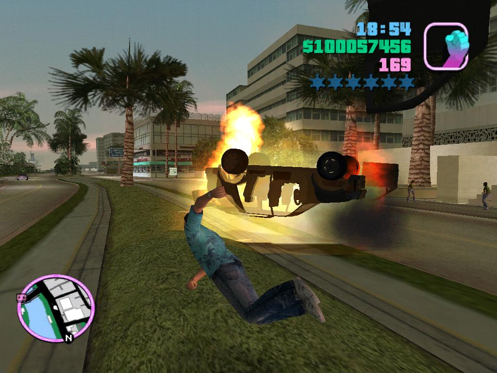 Image result for grand theft auto screenshot explosion