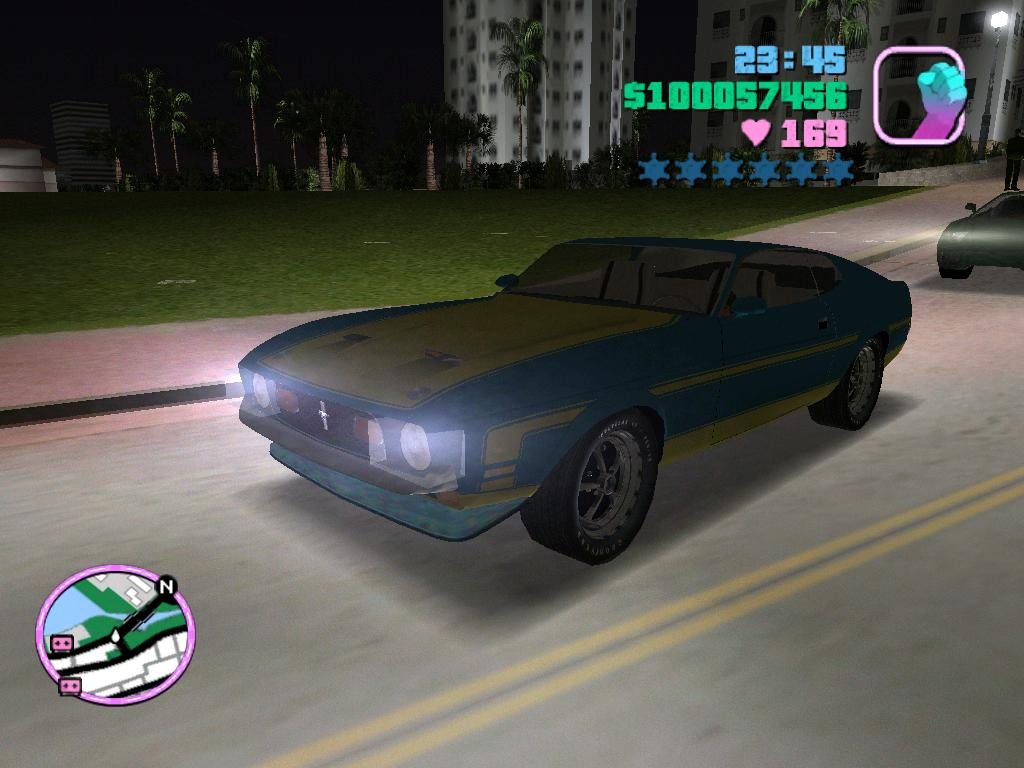 f05aab45 Ford Mustang GT-500 image - Ultimate Vice City 2.0 mod for Grand ...