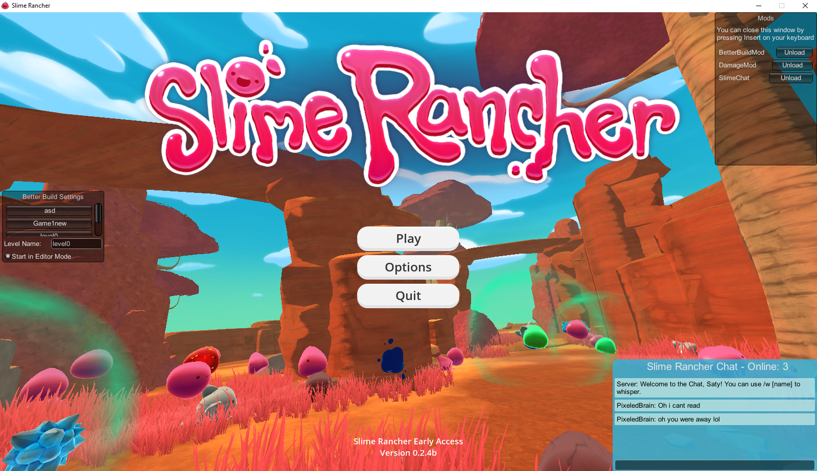 all 2 image - Slime Rancher - BetterBuild mod for Slime