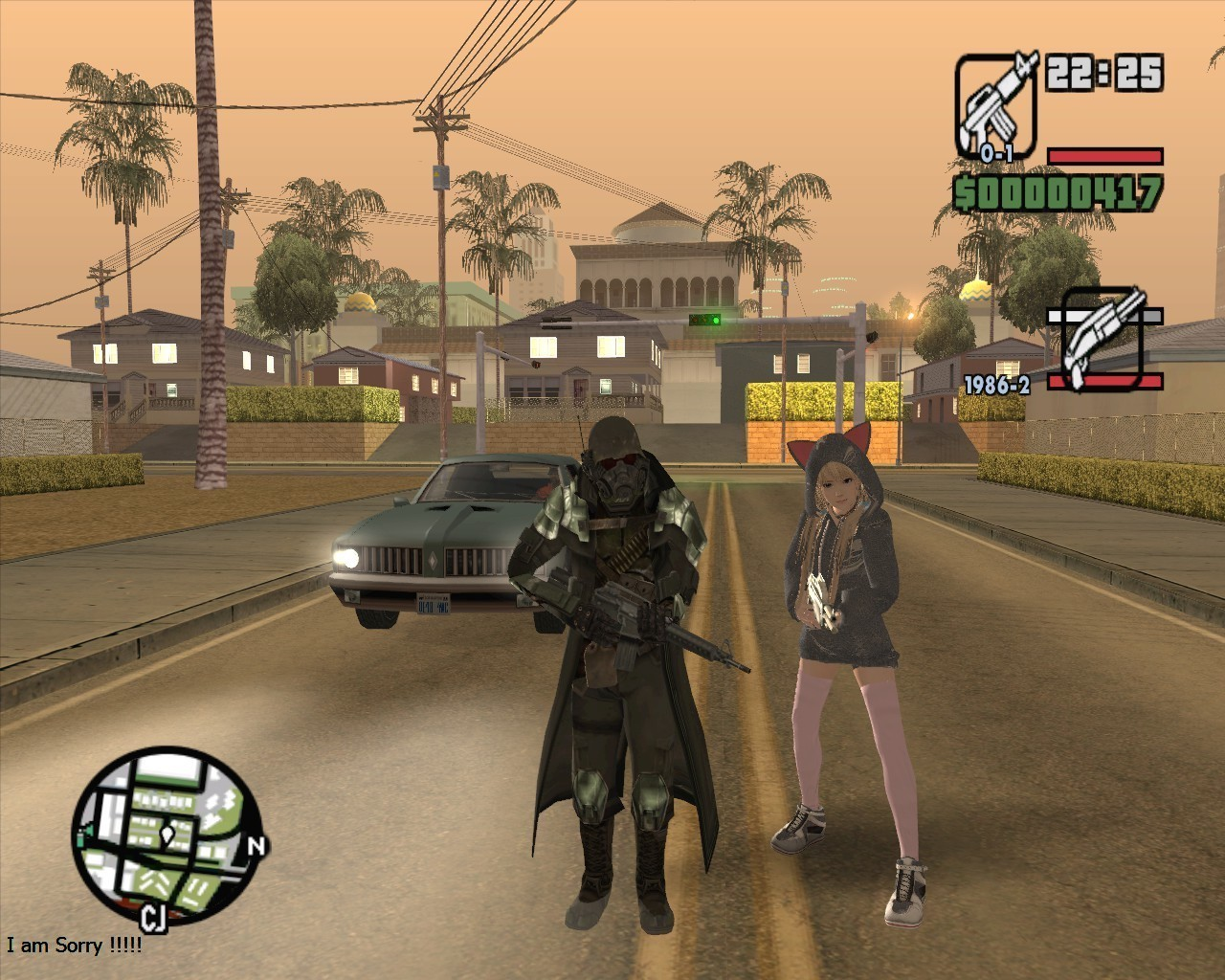 GTA San Andres PC Coop Offline 2 Players Easy CleoMod & Old Beta for