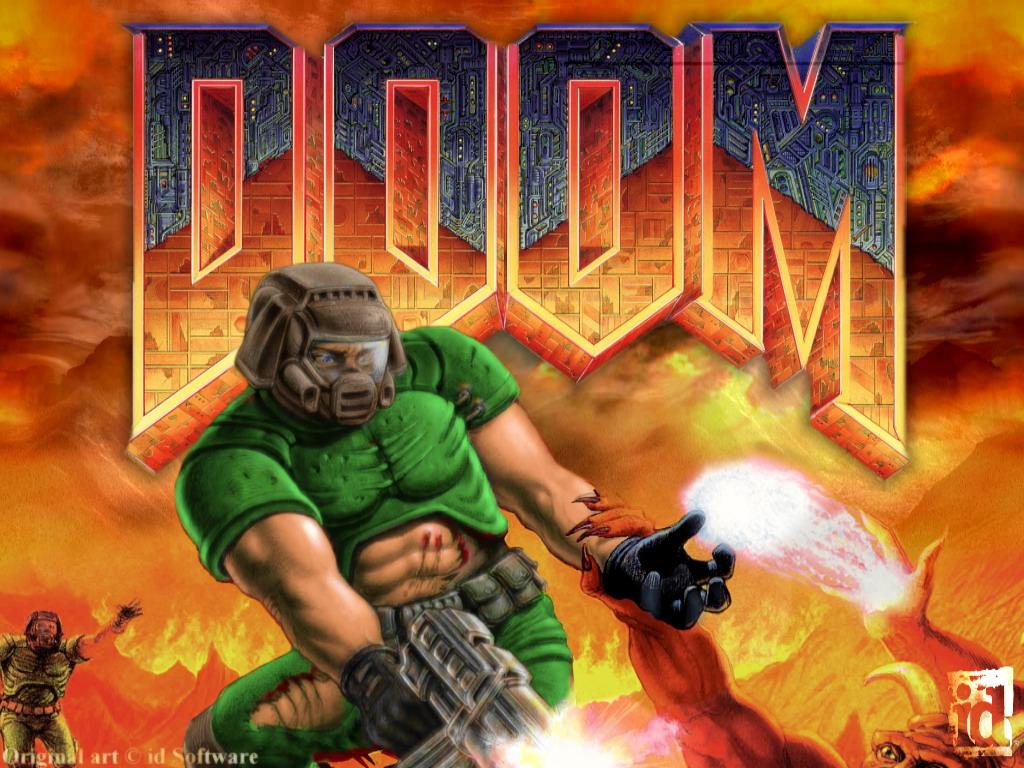 Doom Game Wallpaper 70 Images: Extended 1 DOOM II Map Mod