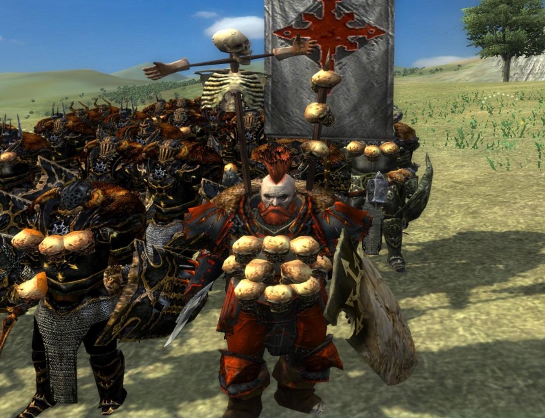 Wulfrik The Wanderer Image Call Of Warhammer Beginning