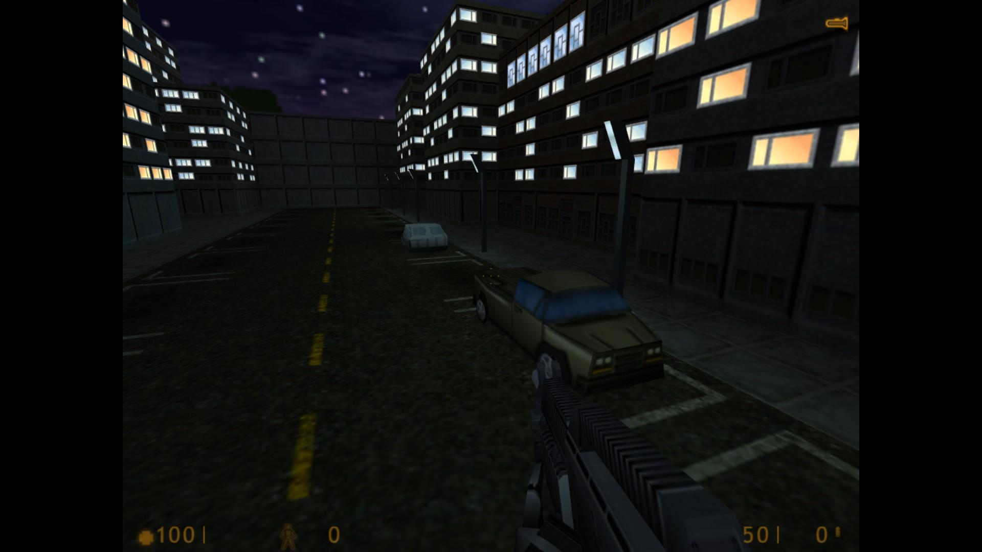car models in game image - Shogo: Hydra mod for Half-Life