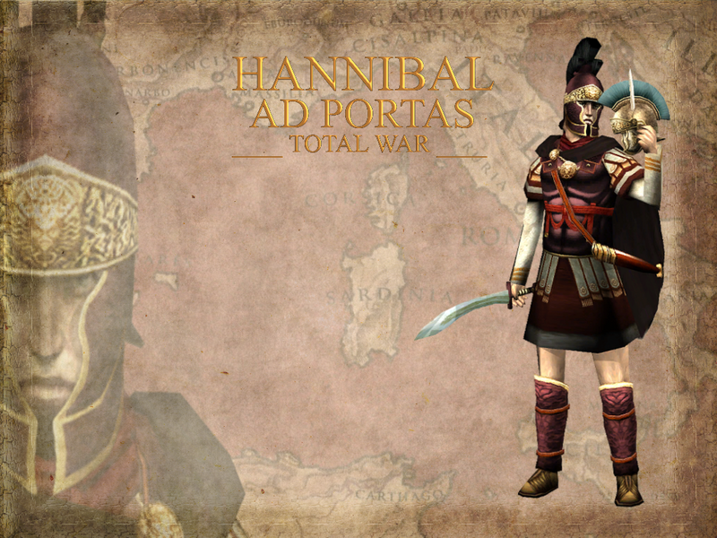 Hannibal ad Portas mod for Rome: Total War