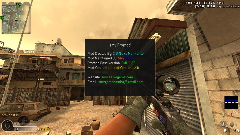 sMv Promod for Call of Duty 4: Modern Warfare - Mod DB