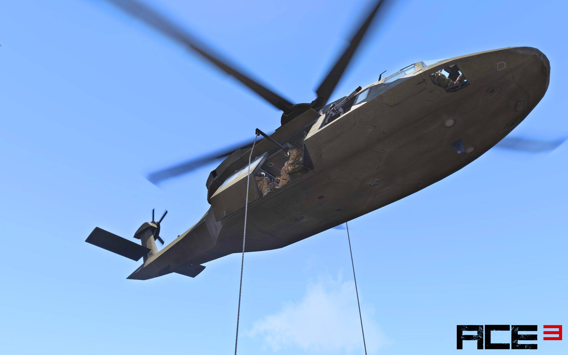 arma 3 how to make a mod custom loadouit