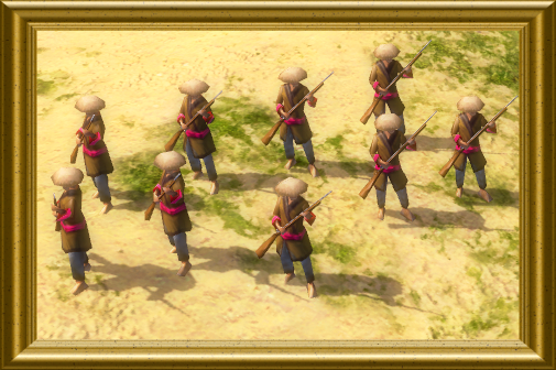 Vietnam Marksman image - Age of Dynasties (Remake) mod for Age of Empires  III: The Asian Dynasties