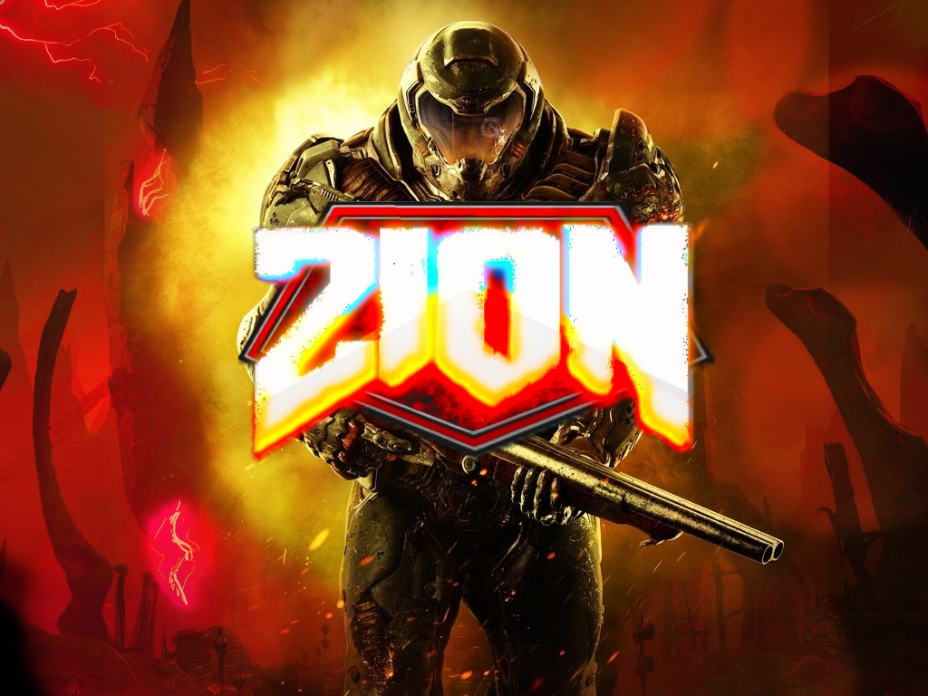 Zion (Doom 4 Conversion mod) - Mod DB