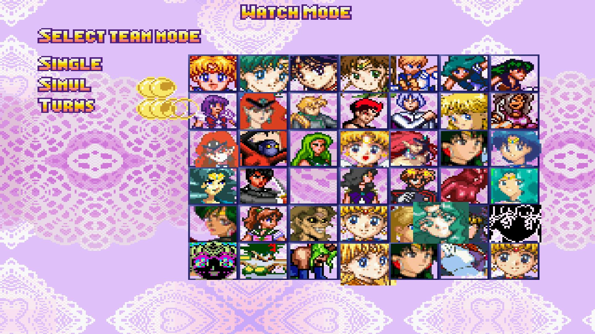 Mr_Nygren's Sailor Moon X Mugen mod - Mod DB