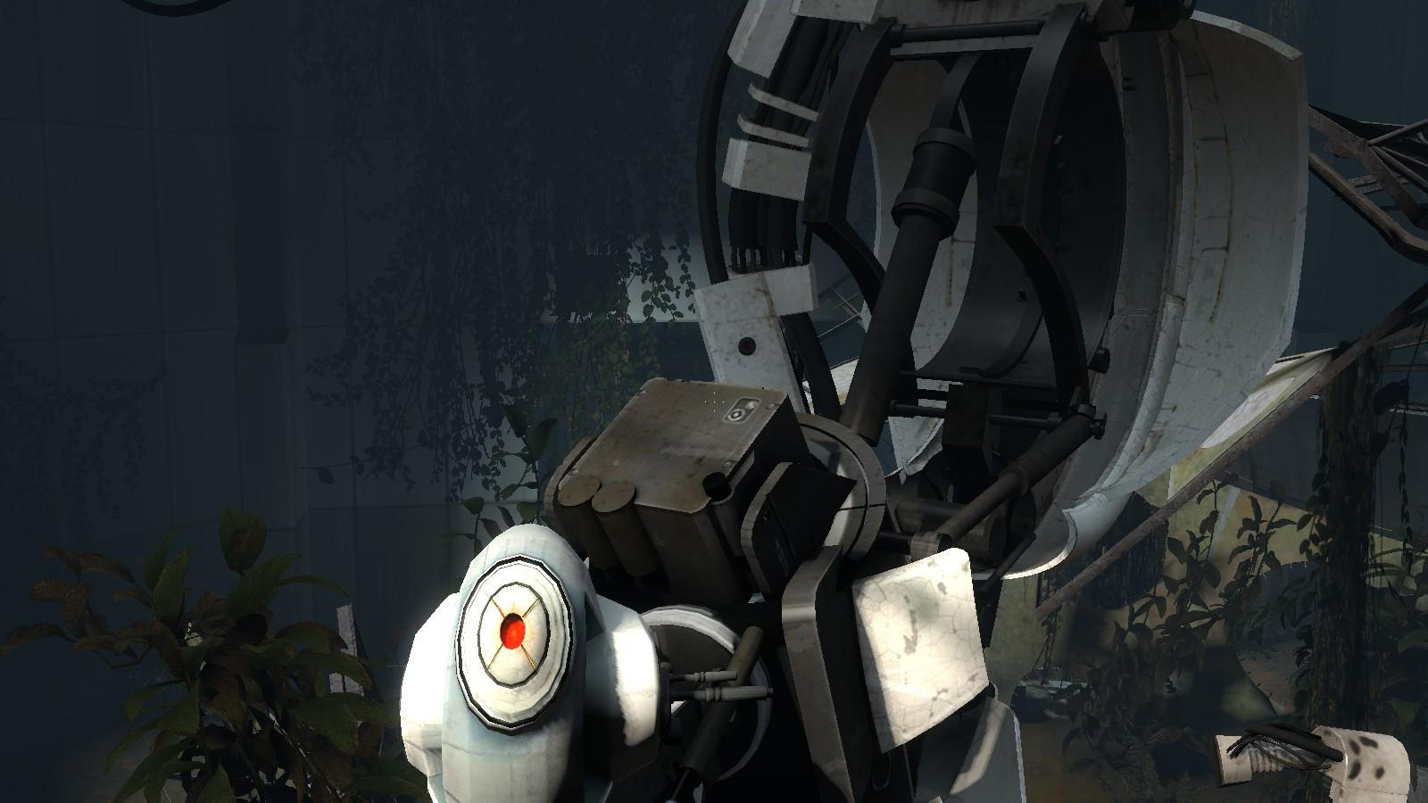 Glados Concept Early Image Portal 2 Beta Mod For Portal