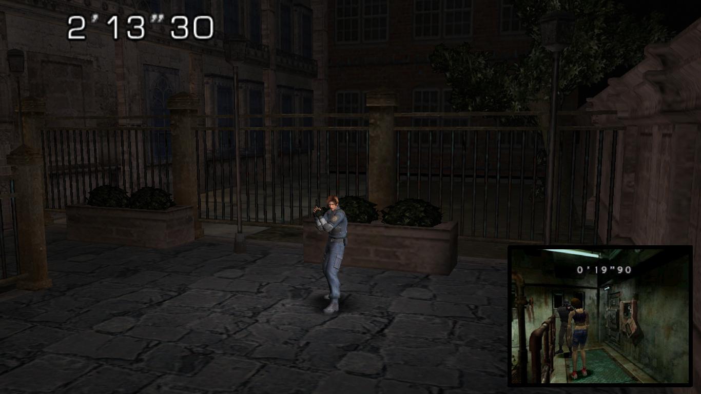 Timer Background Image Resident Evil 2 Survivors Mod For