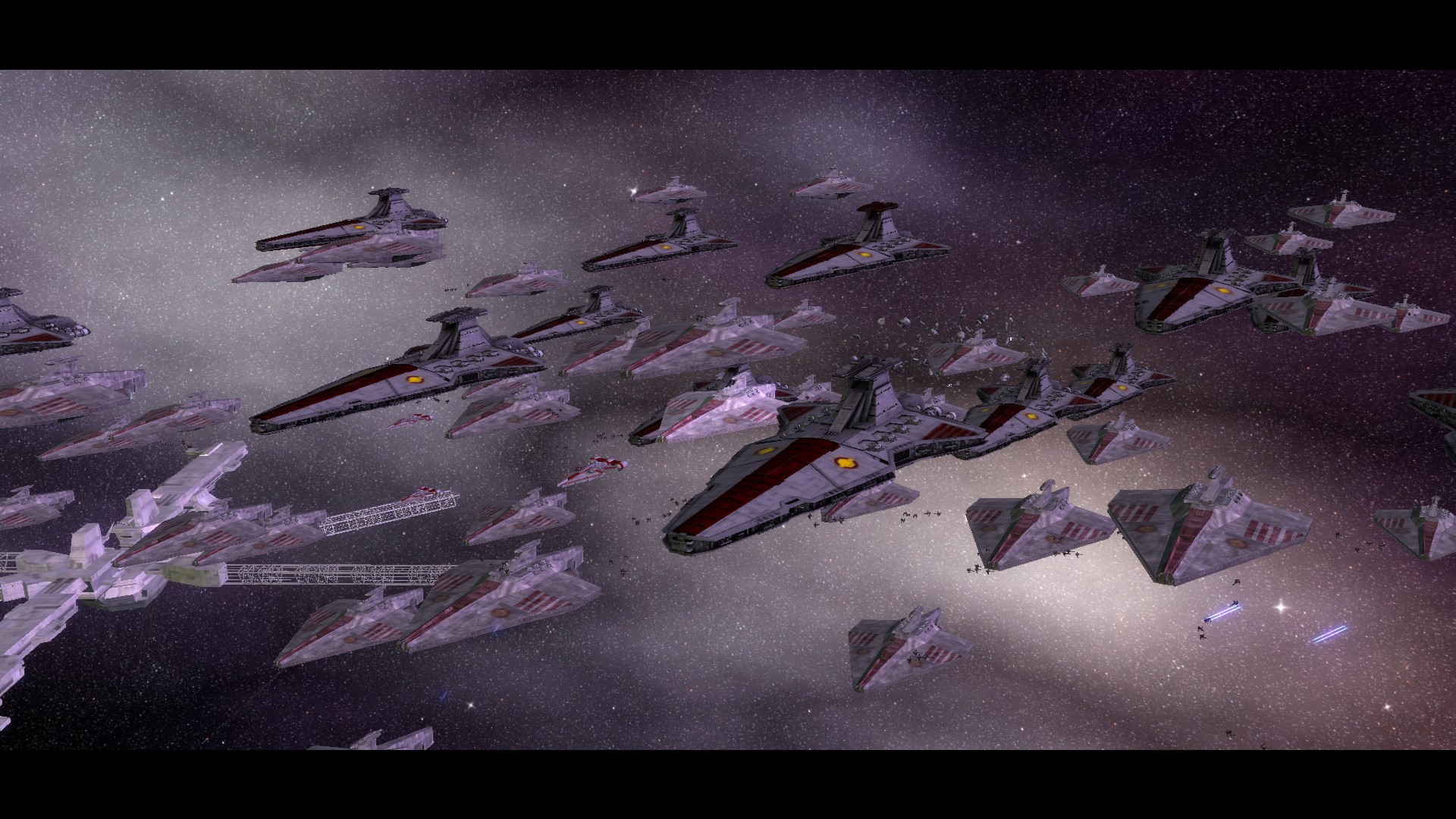 The Open Circle Fleet image - Republic Assault: The Clone ...