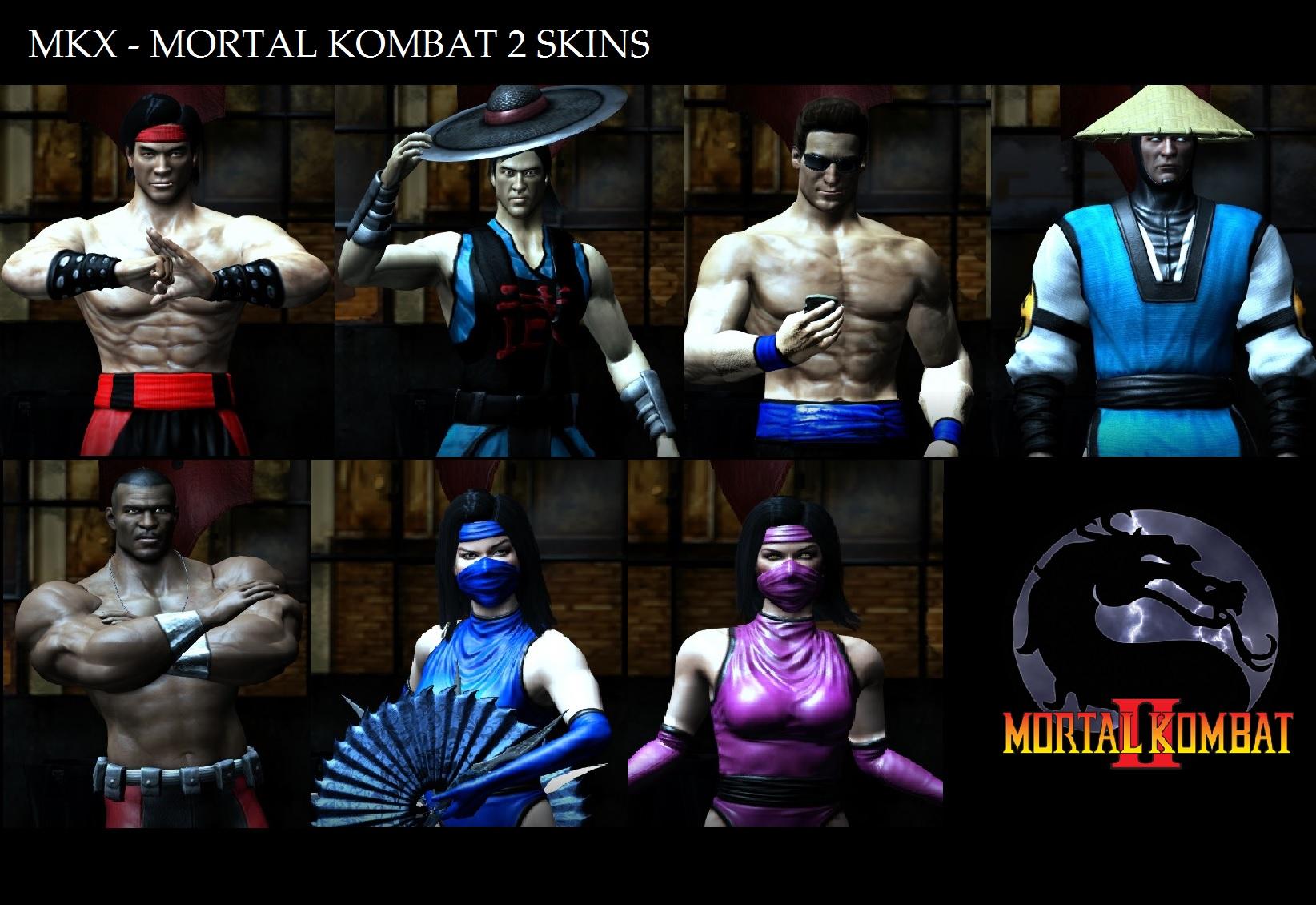 Skins for mortal kombat komplete edition sex videos