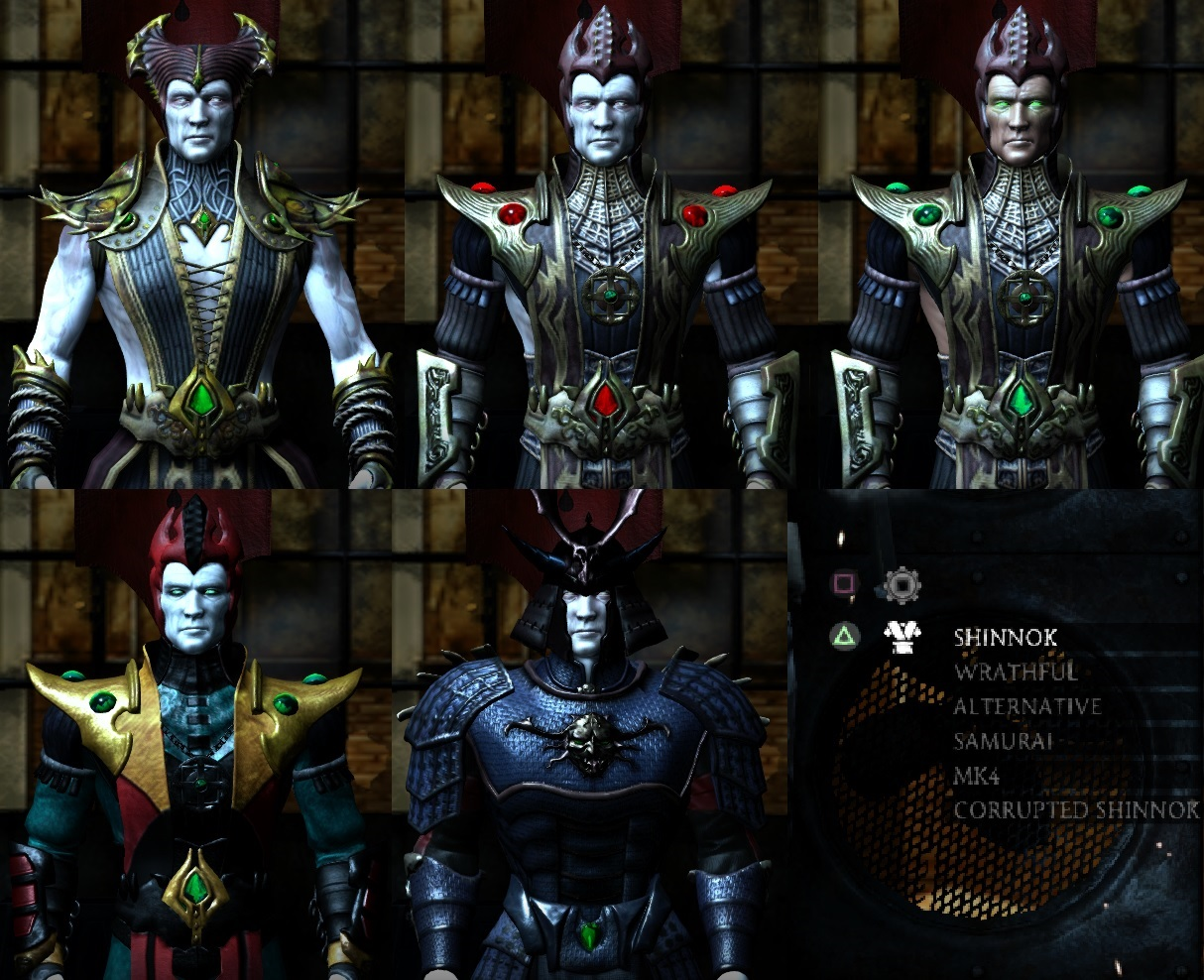 how to add kratos in mortal kombat komplete edition pc