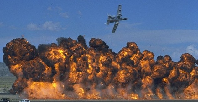 The Us Air Force And Napalm Image Crysis Russian
