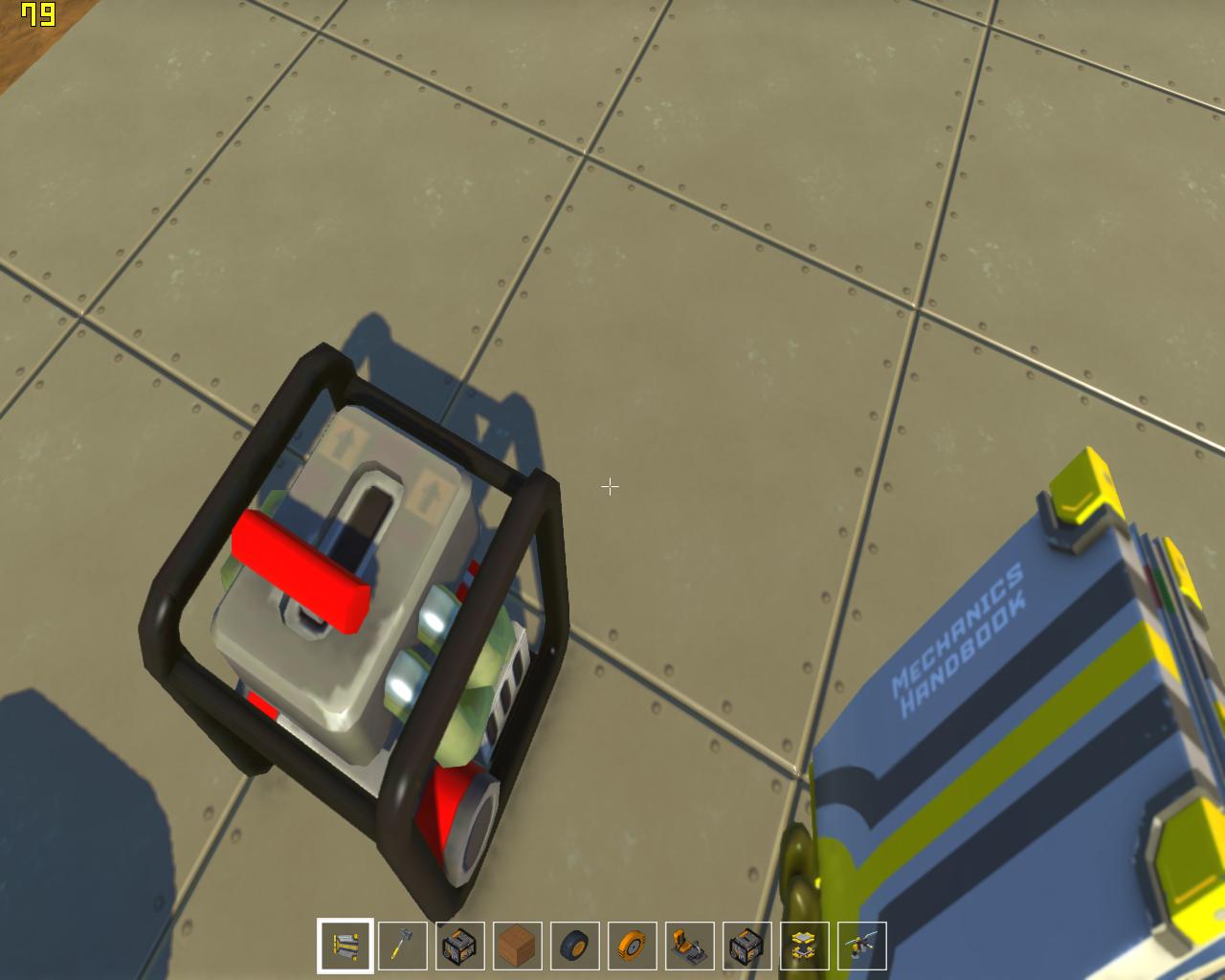 Scrap mechanic 0 1 27 через торрент - 8fda