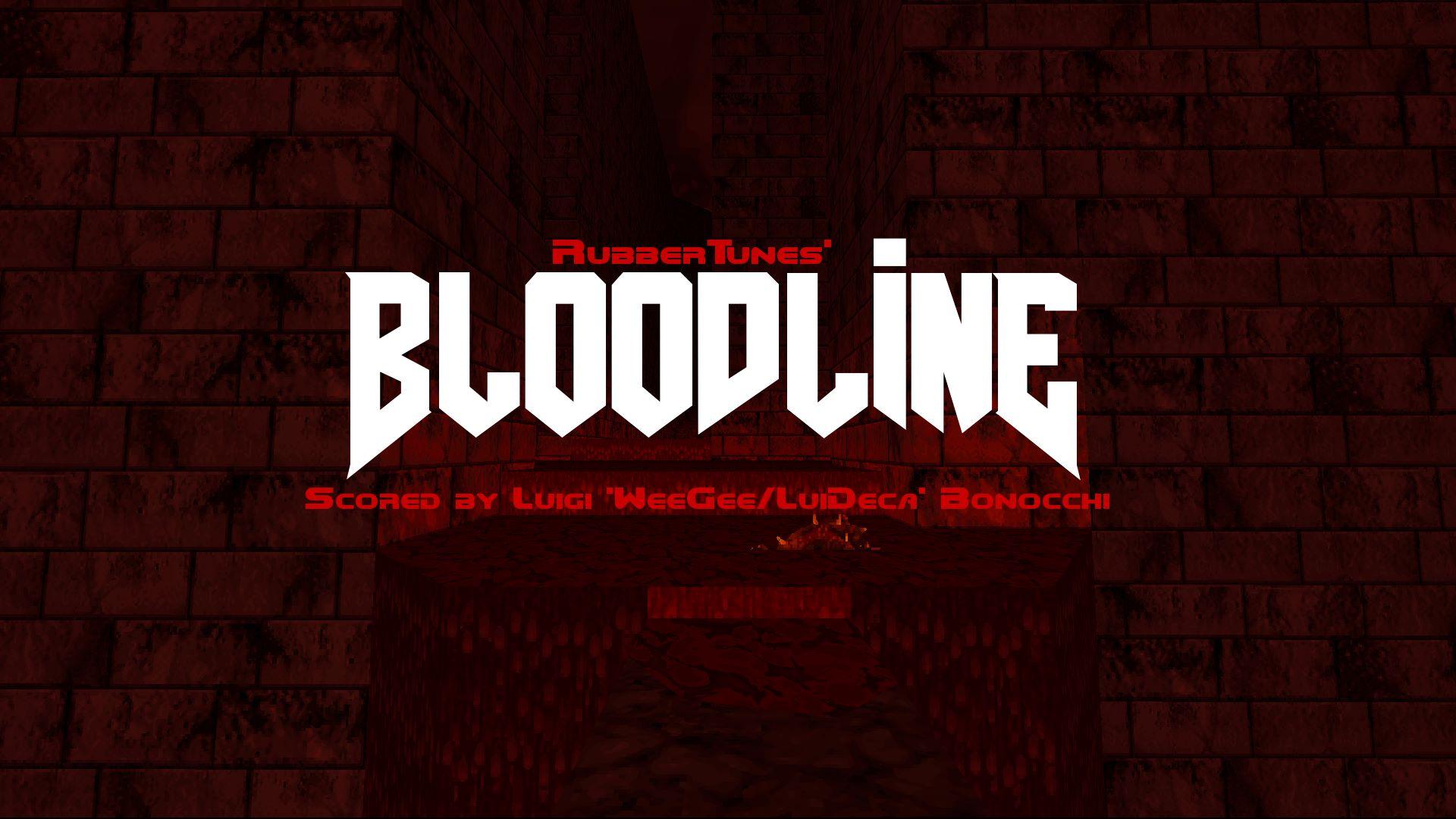 Bloodline Megawad mod for Doom II - Mod DB