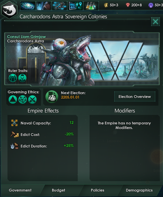 Sitemaps With Embed Option: Races Overwhelming Mod For Stellaris