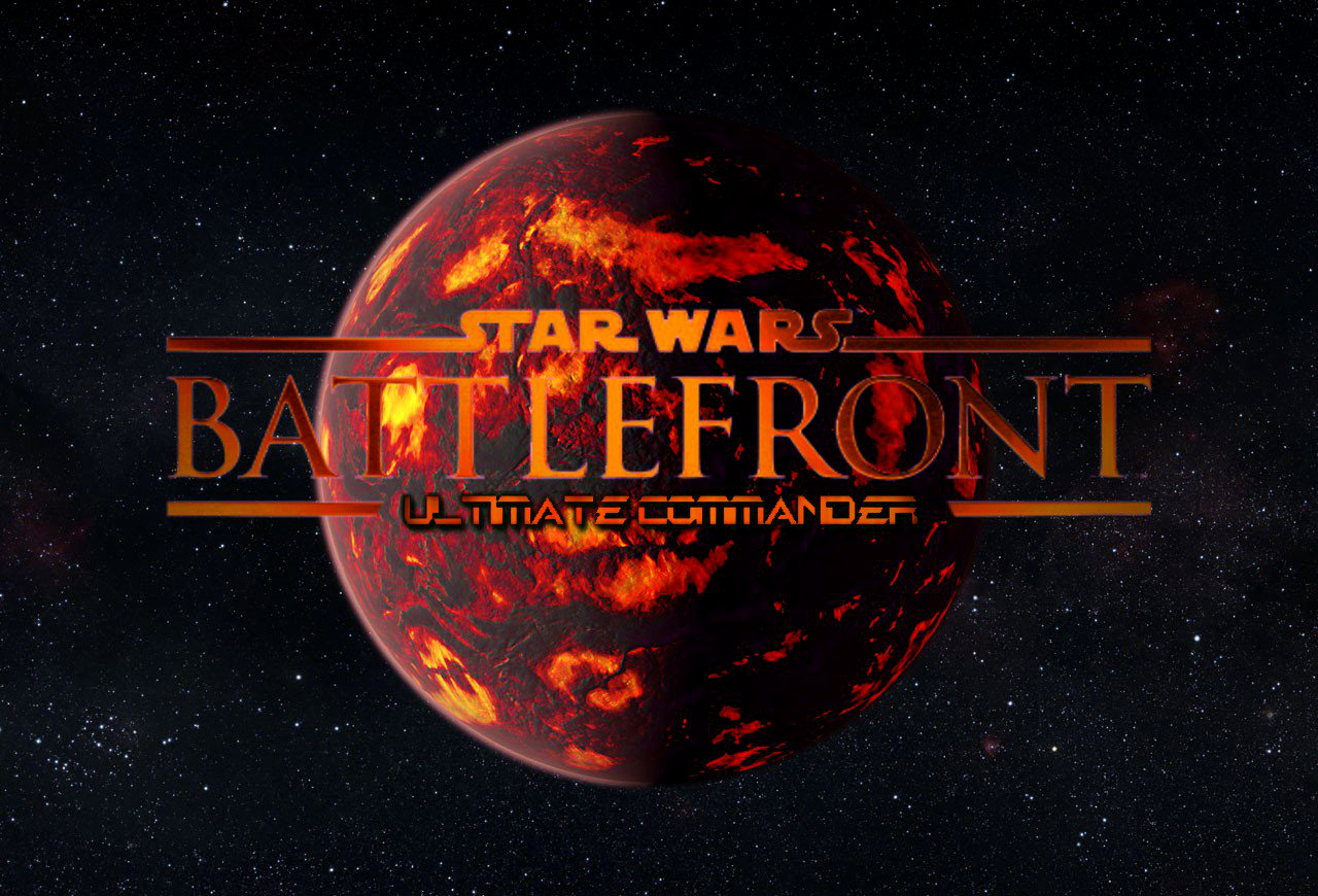 Battlefront Ultimate Commander mod - Mod DB