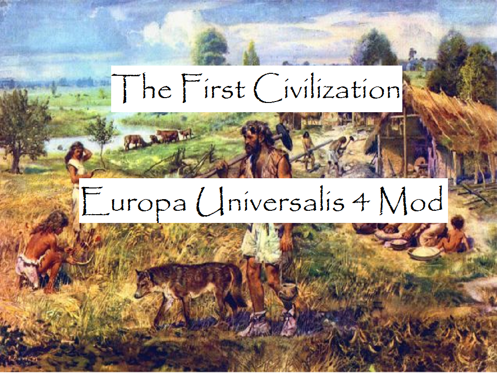 The First Civilizations mod for Europa Universalis IV - Mod DB