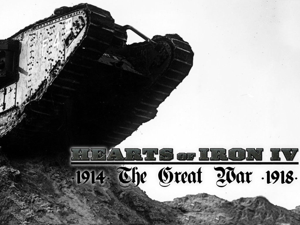 <b>Hearts</b> of <b>Iron IV</b>: The Great War mod - Mod DB