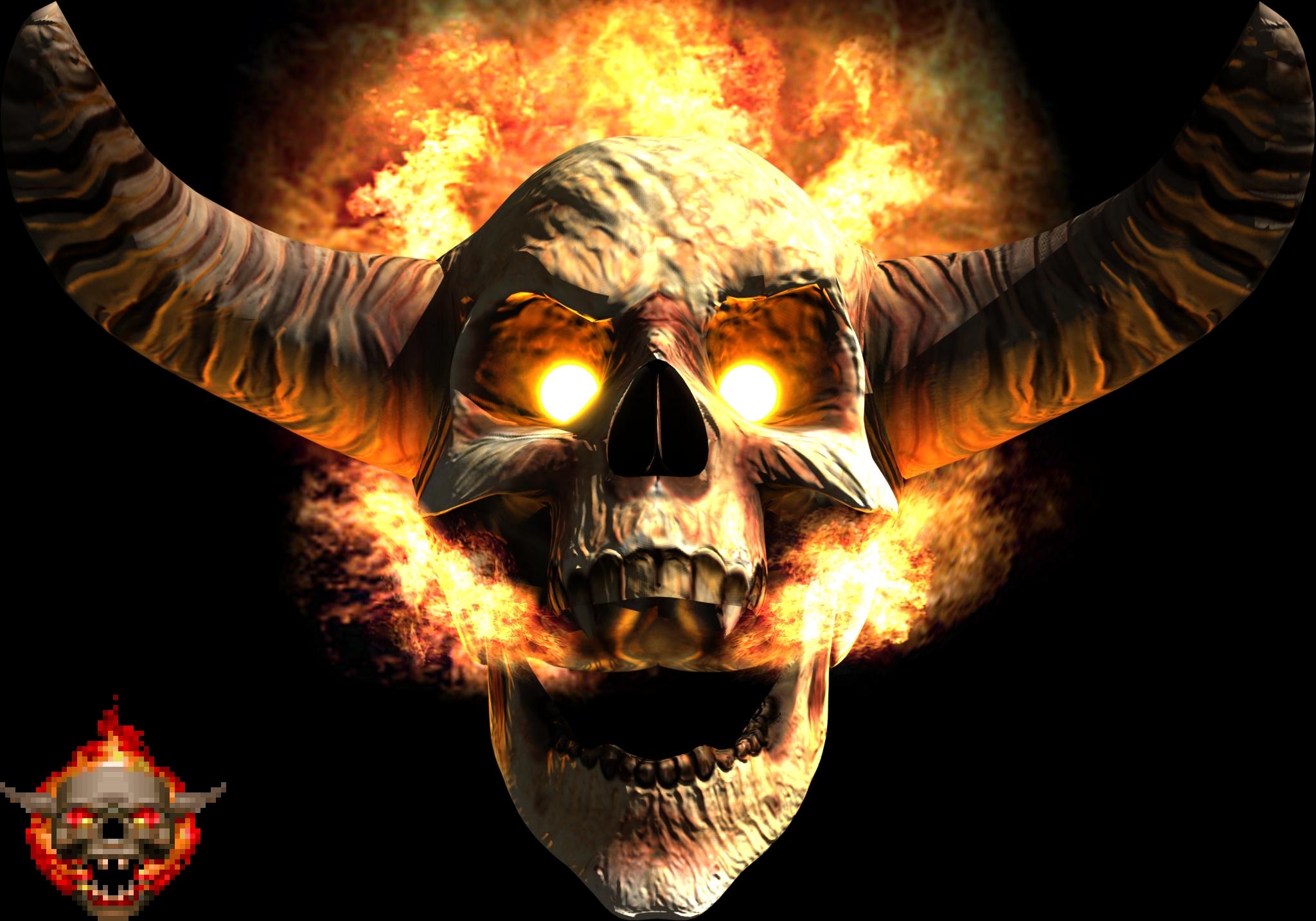 Lost Soul Doom Deviantart: Codename: DOOM Mod For Doom