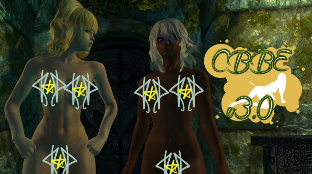 18+] CBBE v3 0 mod for Elder Scrolls V: Skyrim - Mod DB
