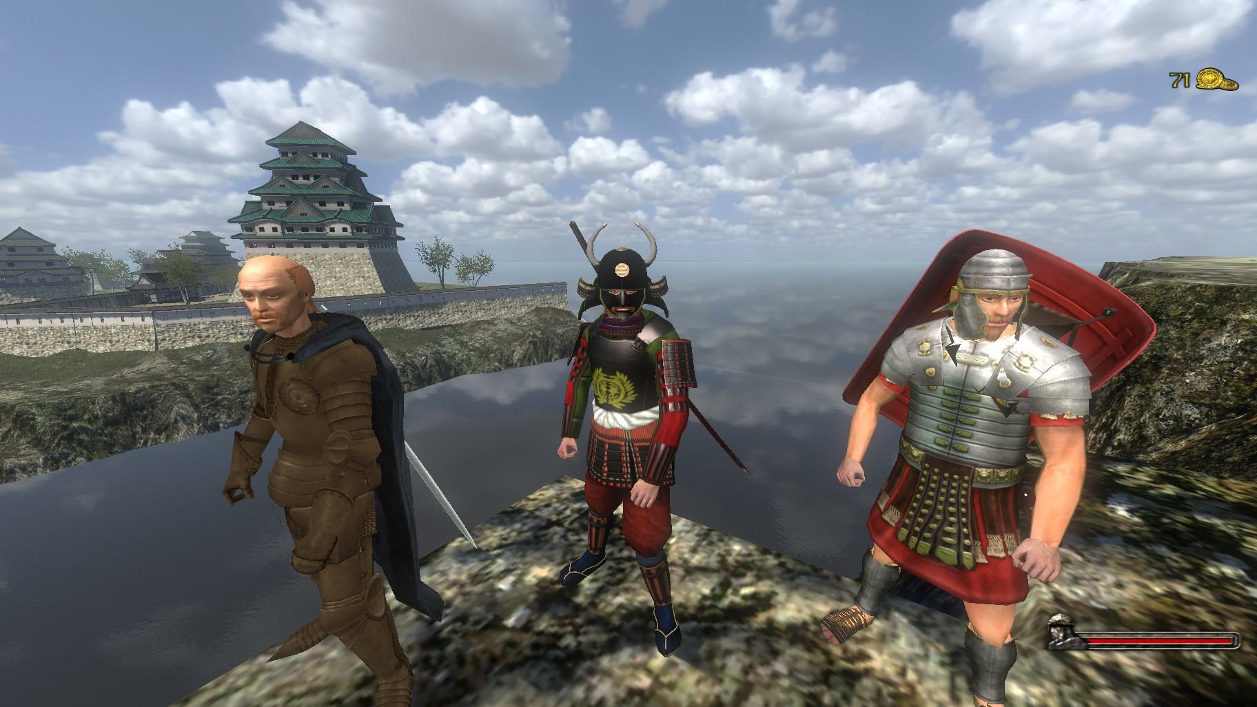 Как сделать так, чтобы тебя признали королём в Mount and Blade Warband 63