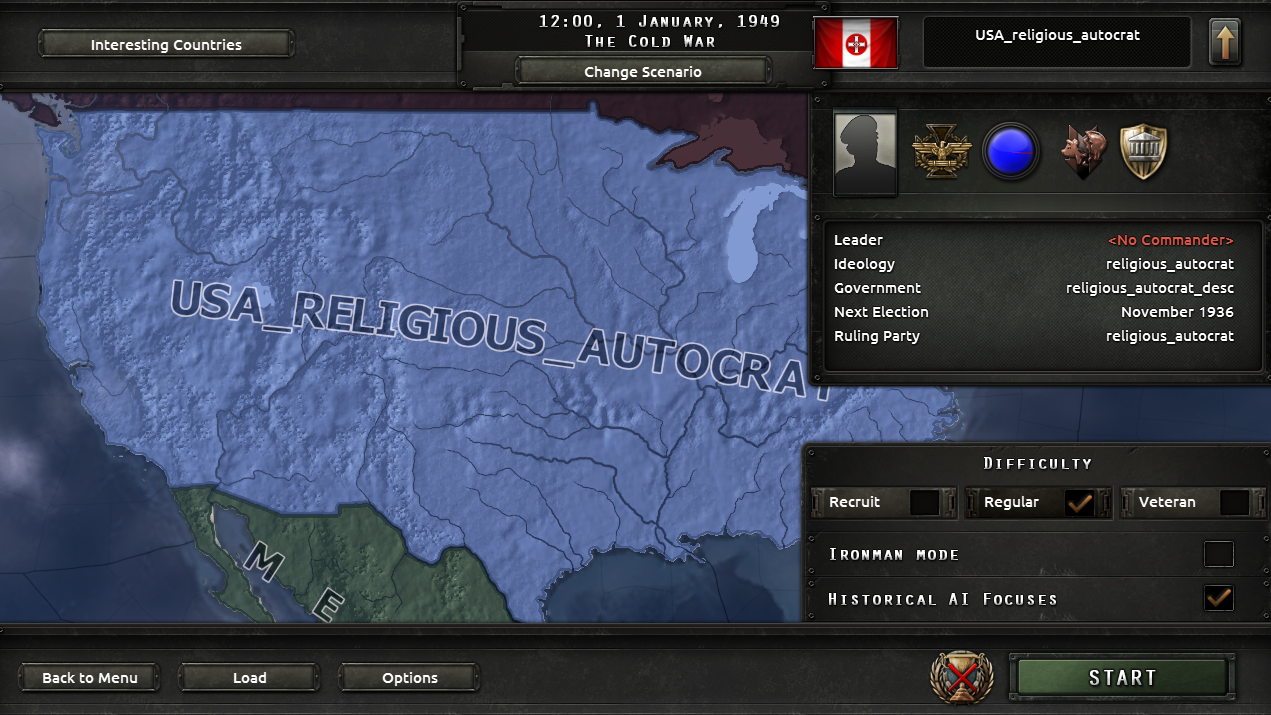 how to create mod for hoi4
