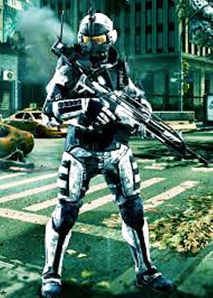 Cell Mod For Crysis 2 Mod Db