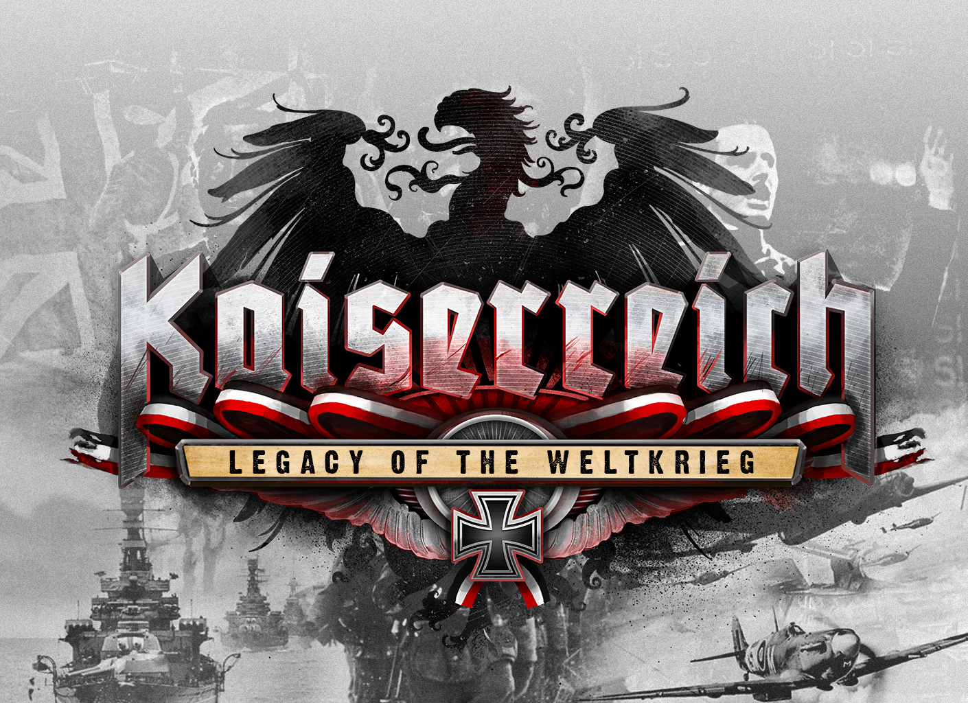 Kaiserreich:Legacy of the Weltkrieg mod for Hearts of Iron