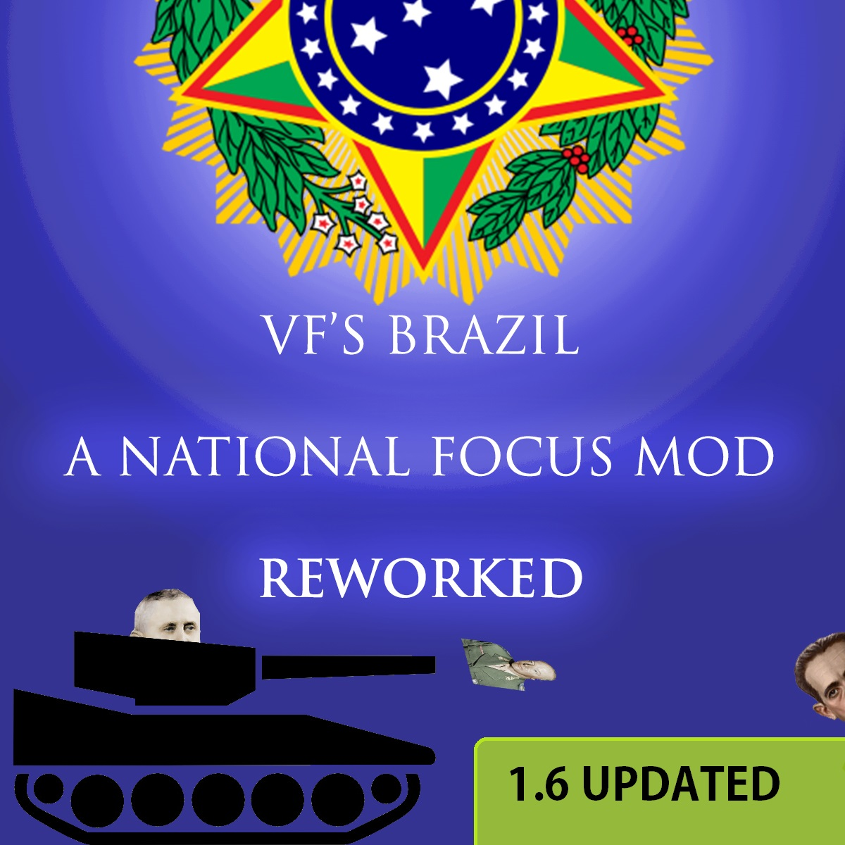 VF's Brazil mod for Hearts of Iron IV - Mod DB