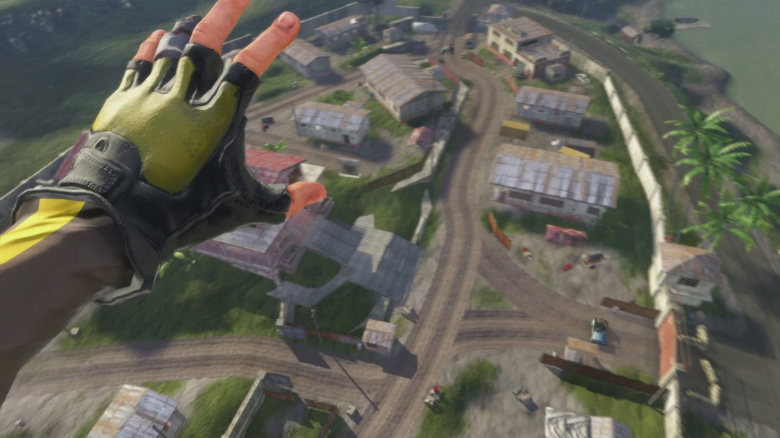 how to use wingsuit in far cry 4 ps4