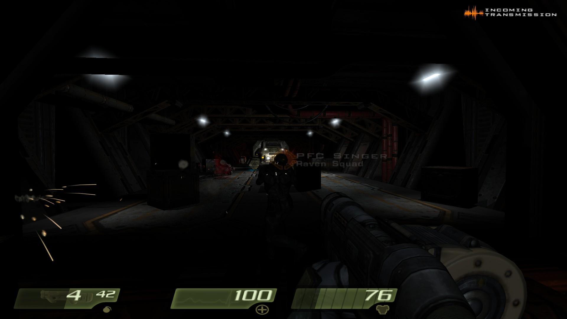 Image 2 - Quake 4 Redux mod for Quake 4 - Mod DB