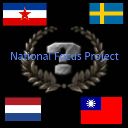 National Focus Project mod for Hearts of Iron IV - Mod DB