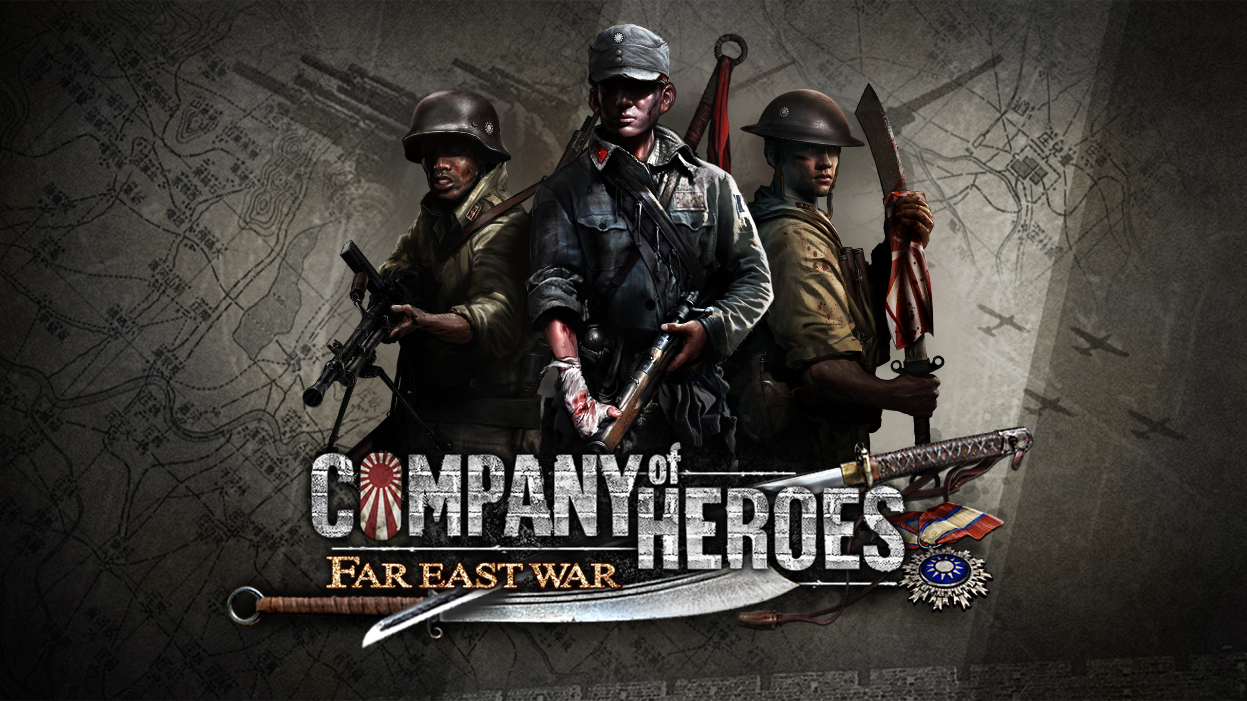 Company of Heroes: Far East War mod - Mod DB