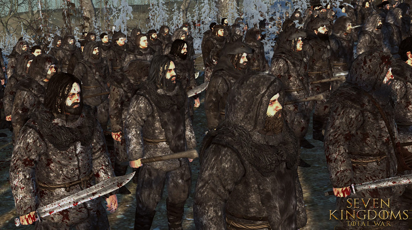 Free Folk (Beyond the Wall) image - Seven Kingdoms: Total War mod