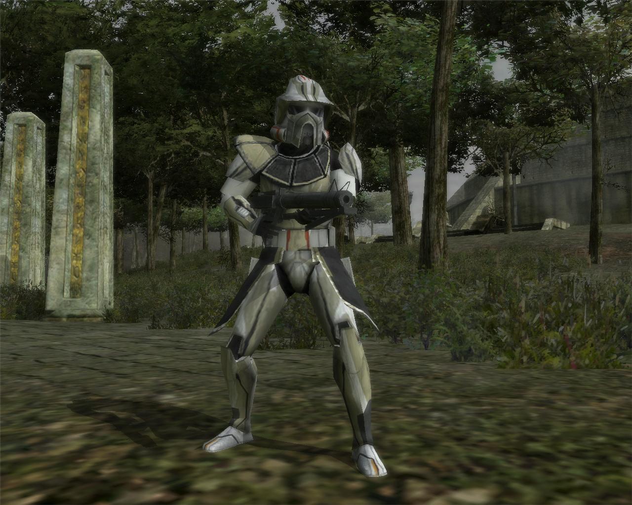 commander trauma image   clone wars republic heroes mod
