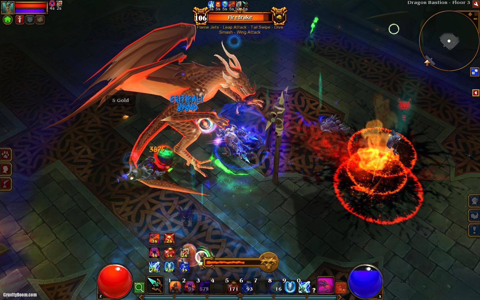 Image 5 - Classes Reborn Overhaul mod for Torchlight II - Mod DB