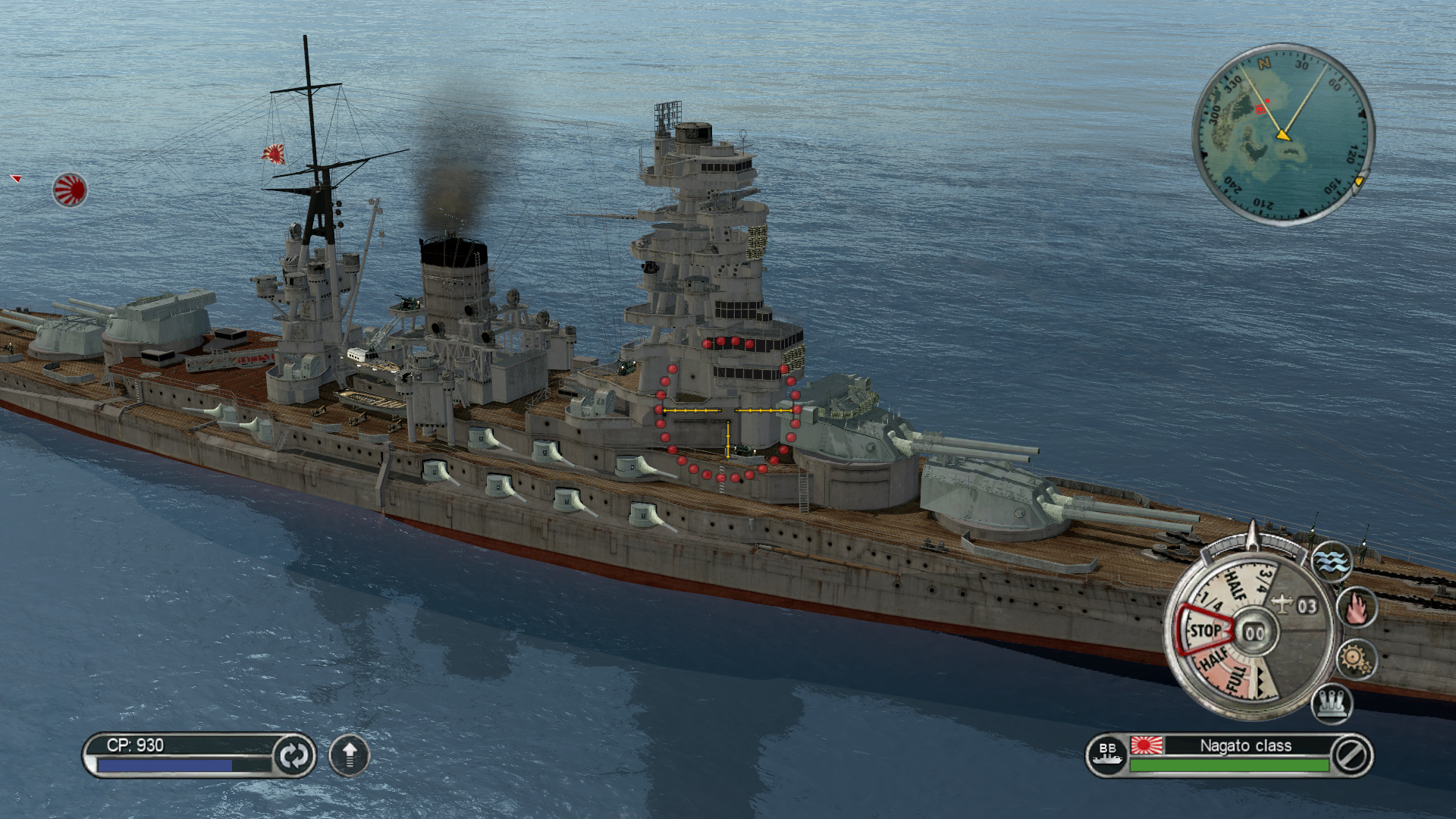Introducing the Nagato-class B...