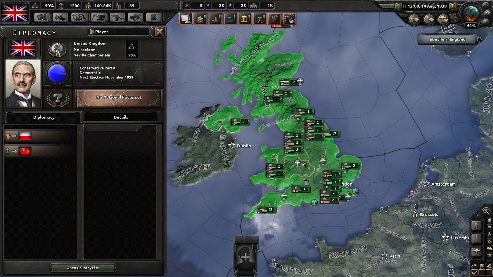 No Allies Faction Mod for Hearts of Iron IV - Mod DB