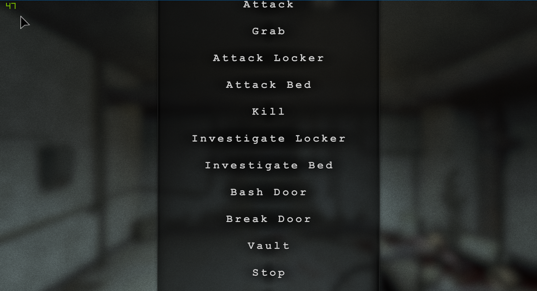 Image 2 - Outlast Ultra Menu MOD for Outlast - Mod DB